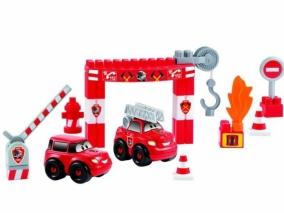 Ecoiffier - Сет пожарна станция 3242