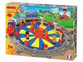 Ecoiffier - Комплект Цирк 56 части 3164