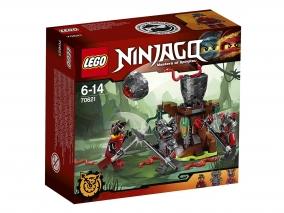 LEGO Ninjago - Пурпурно нападение 70621