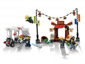 LEGO Ninjago - Преследване в NINJAGO City 70607