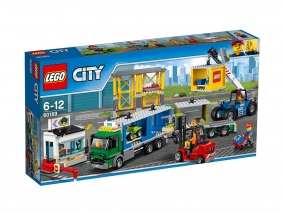LEGO City - Товарен терминал 60169