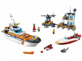 LEGO City - Щаб 60167